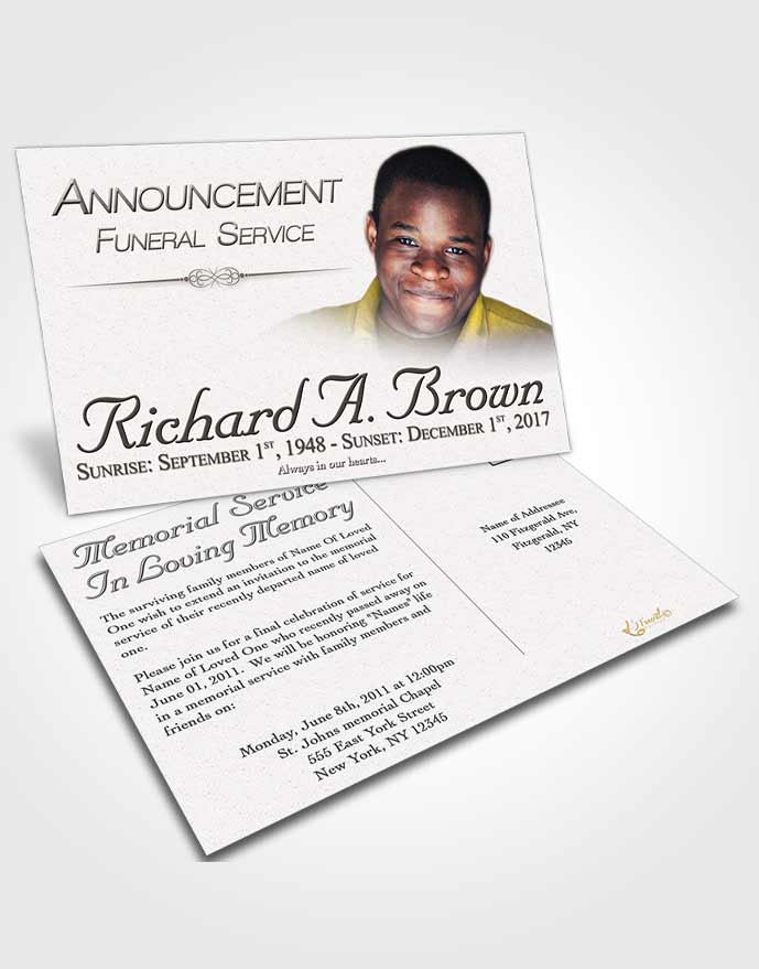 memorial brochure template - obituary template trifold brochure free bliss funeralparlour