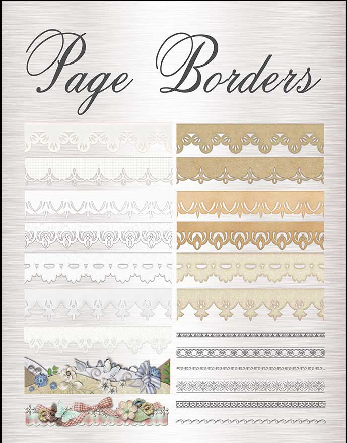 Page Borders Images Business Kit