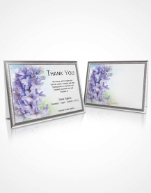 Thank You Card Floral 28