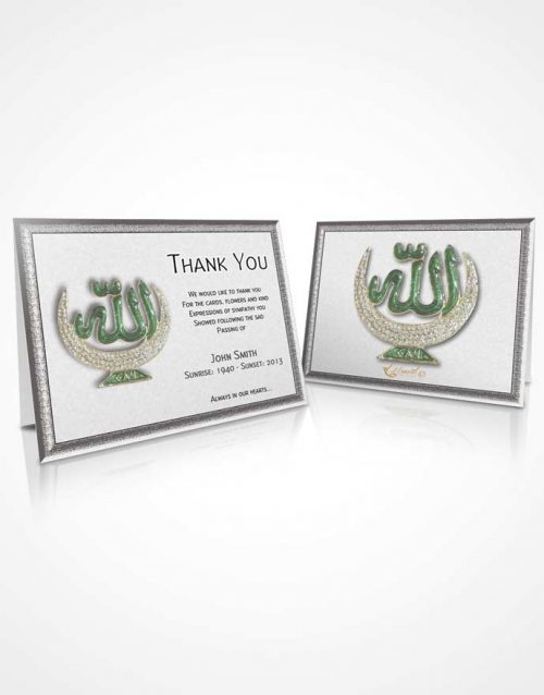 Thank You Card Islam 03